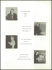 Page 13, 1957 Edition, Mechanic Falls High School - Pilot Yearbook (Mechanic Falls, ME) online yearbook collection