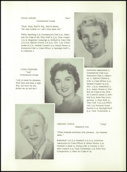 Page 15, 1957 Edition, Mechanic Falls High School - Pilot Yearbook (Mechanic Falls, ME) online yearbook collection