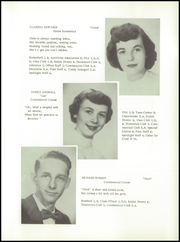Page 17, 1957 Edition, Mechanic Falls High School - Pilot Yearbook (Mechanic Falls, ME) online yearbook collection