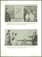 Page 8, 1957 Edition, Mechanic Falls High School - Pilot Yearbook (Mechanic Falls, ME) online yearbook collection
