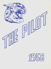 1958 Edition, Mechanic Falls High School - Pilot Yearbook (Mechanic Falls, ME)