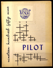 1959 Edition, Mechanic Falls High School - Pilot Yearbook (Mechanic Falls, ME)