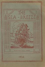 1936 Edition, Thomaston High School - Sea Breeze Yearbook (Thomaston, ME)