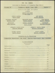 Page 3, 1939 Edition, Thomaston High School - Sea Breeze Yearbook (Thomaston, ME) online yearbook collection