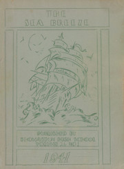 1941 Edition, Thomaston High School - Sea Breeze Yearbook (Thomaston, ME)