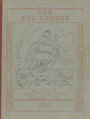 1943 Edition, Thomaston High School - Sea Breeze Yearbook (Thomaston, ME)