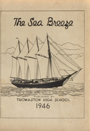 1946 Edition, Thomaston High School - Sea Breeze Yearbook (Thomaston, ME)