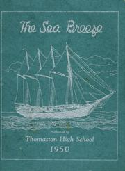 1950 Edition, Thomaston High School - Sea Breeze Yearbook (Thomaston, ME)