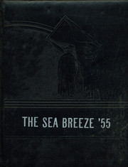 1955 Edition, Thomaston High School - Sea Breeze Yearbook (Thomaston, ME)