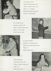 Page 10, 1955 Edition, Thomaston High School - Sea Breeze Yearbook (Thomaston, ME) online yearbook collection