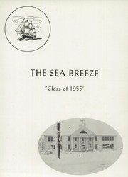 Page 5, 1955 Edition, Thomaston High School - Sea Breeze Yearbook (Thomaston, ME) online yearbook collection