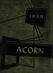 1958 Edition, Oakfield High School - Acorn Yearbook (Oakfield, ME)