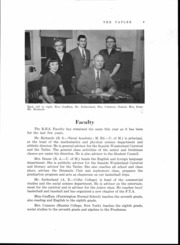 Page 10, 1954 Edition, Rockport High School - Tatler Yearbook (Rockport, ME) online yearbook collection