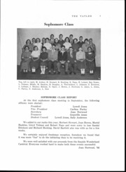 Page 8, 1954 Edition, Rockport High School - Tatler Yearbook (Rockport, ME) online yearbook collection