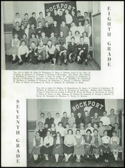 Page 10, 1957 Edition, Rockport High School - Tatler Yearbook (Rockport, ME) online yearbook collection