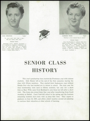 Page 7, 1957 Edition, Rockport High School - Tatler Yearbook (Rockport, ME) online yearbook collection