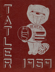 1959 Edition, Rockport High School - Tatler Yearbook (Rockport, ME)