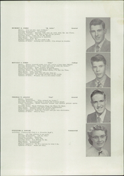 Page 13, 1953 Edition, Mapleton High School - Maple Leaf Yearbook (Mapleton, ME) online yearbook collection