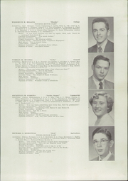 Page 15, 1953 Edition, Mapleton High School - Maple Leaf Yearbook (Mapleton, ME) online yearbook collection