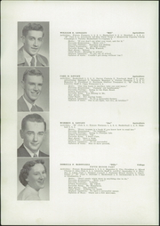 Page 16, 1953 Edition, Mapleton High School - Maple Leaf Yearbook (Mapleton, ME) online yearbook collection