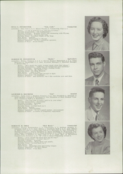 Page 17, 1953 Edition, Mapleton High School - Maple Leaf Yearbook (Mapleton, ME) online yearbook collection
