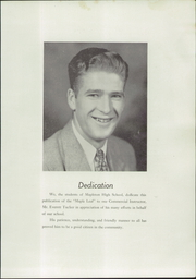 Page 5, 1953 Edition, Mapleton High School - Maple Leaf Yearbook (Mapleton, ME) online yearbook collection