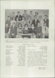 Page 7, 1953 Edition, Mapleton High School - Maple Leaf Yearbook (Mapleton, ME) online yearbook collection