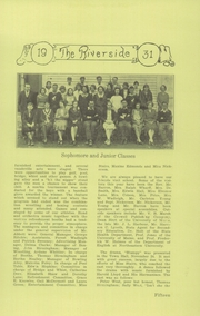Page 17, 1931 Edition, Winterport High School - Riverside Yearbook (Winterport, ME) online yearbook collection