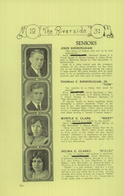 Page 8, 1931 Edition, Winterport High School - Riverside Yearbook (Winterport, ME) online yearbook collection