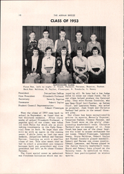 Page 12, 1951 Edition, Kingfield High School - Abram Breeze Yearbook (Kingfield, ME) online yearbook collection