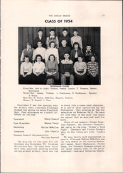 Page 13, 1951 Edition, Kingfield High School - Abram Breeze Yearbook (Kingfield, ME) online yearbook collection