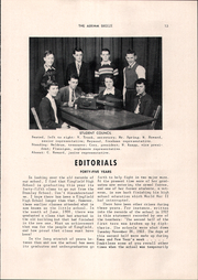 Page 15, 1951 Edition, Kingfield High School - Abram Breeze Yearbook (Kingfield, ME) online yearbook collection