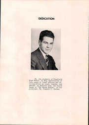 Page 4, 1951 Edition, Kingfield High School - Abram Breeze Yearbook (Kingfield, ME) online yearbook collection