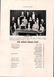 Page 6, 1951 Edition, Kingfield High School - Abram Breeze Yearbook (Kingfield, ME) online yearbook collection