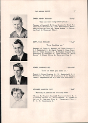 Page 9, 1951 Edition, Kingfield High School - Abram Breeze Yearbook (Kingfield, ME) online yearbook collection