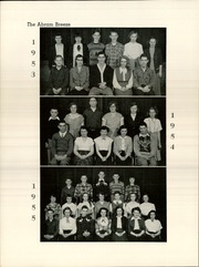 Page 10, 1952 Edition, Kingfield High School - Abram Breeze Yearbook (Kingfield, ME) online yearbook collection