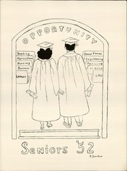 Page 7, 1952 Edition, Kingfield High School - Abram Breeze Yearbook (Kingfield, ME) online yearbook collection