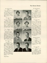 Page 9, 1952 Edition, Kingfield High School - Abram Breeze Yearbook (Kingfield, ME) online yearbook collection