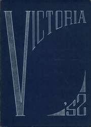 St Martin of Tours High School - Victoria Yearbook (Millinocket, ME) online yearbook collection, 1952 Edition, Page 1