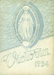 St Martin of Tours High School - Victoria Yearbook (Millinocket, ME) online yearbook collection, 1954 Edition, Page 1