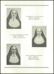 Page 19, 1956 Edition, St Martin of Tours High School - Victoria Yearbook (Millinocket, ME) online yearbook collection