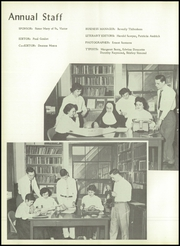 Page 26, 1956 Edition, St Martin of Tours High School - Victoria Yearbook (Millinocket, ME) online yearbook collection