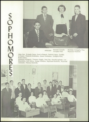 Page 35, 1956 Edition, St Martin of Tours High School - Victoria Yearbook (Millinocket, ME) online yearbook collection
