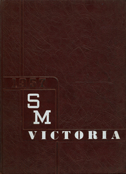 St Martin of Tours High School - Victoria Yearbook (Millinocket, ME) online yearbook collection, 1957 Edition, Page 1