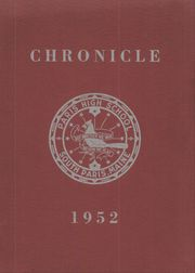 Page 1, 1952 Edition, South Paris High School - Chronicle Yearbook (South Paris, ME) online yearbook collection