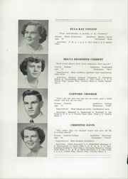 Page 10, 1952 Edition, South Paris High School - Chronicle Yearbook (South Paris, ME) online yearbook collection