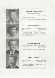 Page 13, 1952 Edition, South Paris High School - Chronicle Yearbook (South Paris, ME) online yearbook collection