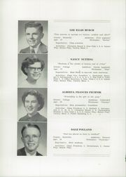 Page 14, 1952 Edition, South Paris High School - Chronicle Yearbook (South Paris, ME) online yearbook collection