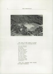 Page 6, 1952 Edition, South Paris High School - Chronicle Yearbook (South Paris, ME) online yearbook collection