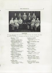 Page 7, 1952 Edition, South Paris High School - Chronicle Yearbook (South Paris, ME) online yearbook collection